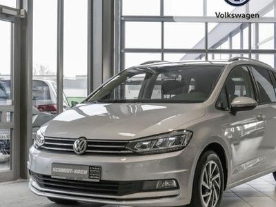 gebraucht VW Touran SOUND 1.4 TSI LED NAVI LED-Scheinw. Navi
