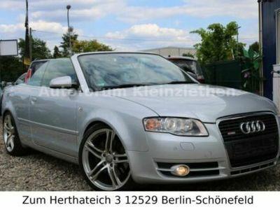 gebraucht Audi A4 Cabriolet 2.0 TFSI*S-LINE*XENON*NAVI*