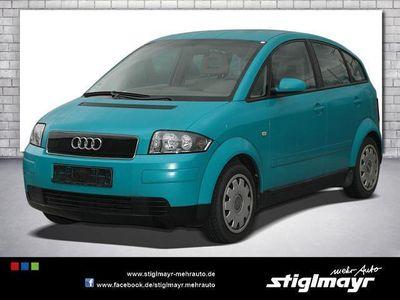 gebraucht Audi A2 1.4 Advance