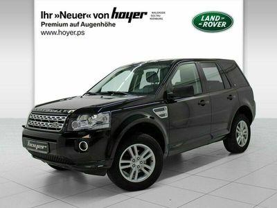 gebraucht Land Rover Freelander TD4 Aut. SE AHK SHZ Navi PDC