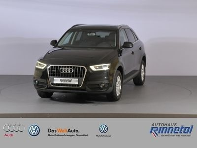 gebraucht Audi Q3 2.0 TFSI qattro Xenon plus,Klimaaut.,Sitzhzg.,PDC