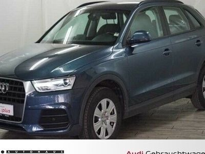 gebraucht Audi Q3 2.0 TDI quattro 110 kW (150 PS) 6-Gang