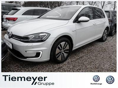 gebraucht VW e-Golf Comfortline UPE49 Leder ActiveInfo Wärmepumpe VZ Duisburg GmbH & Co. KG VZ Duisburg GmbH & Co. KG