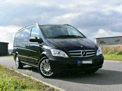 gebraucht Mercedes Viano Mercedes Benz