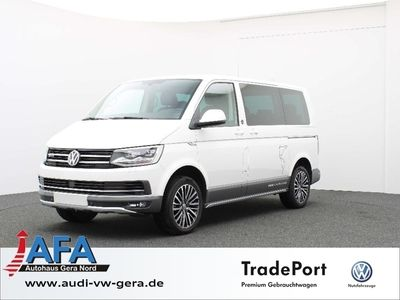 gebraucht VW Multivan T62,0 TDI Panamericana 4 Motion DSG LED,Navi,AHK,Standhzg,Assistenzs,EURO6d-Temp