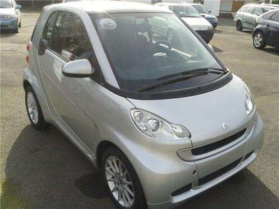 gebraucht Smart ForTwo Coupé softouch passion 84PS