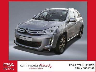 gebraucht Citroën C4 Aircross e-HDi 115 S&S 4WD Exclusive Nav/Xeno