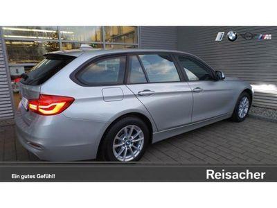 gebraucht BMW 318 d xDrive Tou Navi,Tempom,Keyless,LED,BT,SH