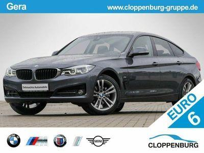 gebraucht BMW 320 d Sport-L./AHK/Rückfahrkam./LED/Navi Prof./He