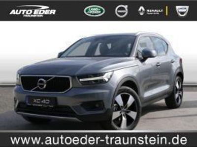 gebraucht Volvo XC40 T3 2WD Momentum 2WD EURO 6d-TEMP Bluetooth