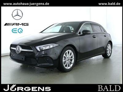 gebraucht Mercedes A200 d Progressive/Navi-Prem/LED/Park-Assist/17