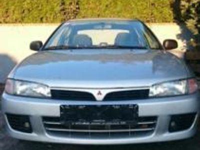 gebraucht Mitsubishi Lancer 1,3L 75PS Scheckheftgeplegt Klima,ABS.