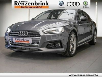 gebraucht Audi A5 Sportback 40 TFSI sport S tronic Bluetooth Navi