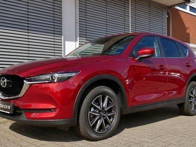 gebraucht Mazda CX-5 2.2l 150 PS FWD 6AG Excl.-L. + Navi + RFK