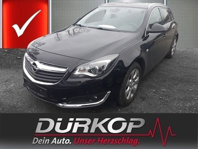 gebraucht Opel Insignia ST Innovation 1.6 SIDI Turbo NAVI/ALU/SHZ/XENON