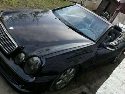 gebraucht Mercedes CLK230 CABRIO TÜV BIS 8/2020 FESTPREIS!