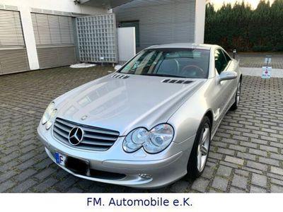 gebraucht Mercedes SL500 5.0 V 8 KM NUR 67000