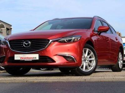 gebraucht Mazda 6 Kombi Exclusive-Line 2.0l *NAVI*SHZ*KLIMA*MP3*