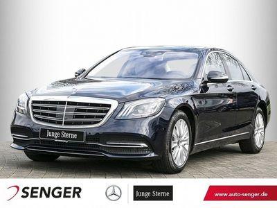 gebraucht Mercedes S560 4M*Distronic*Panorama*TV*Burmester*Head-up