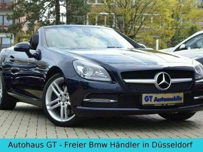 gebraucht Mercedes SLK200 /Roadster/BlueEFF/SportPaket/Glasd/PTS