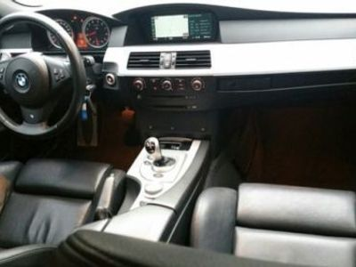 gebraucht BMW M5 Silverstone II Technisch TOP