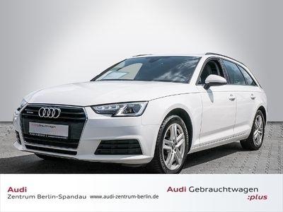 gebraucht Audi A4 Avant 2.0 TDI EU6 quattro *STANDH*SHZ*AHK*