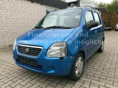 brugt Suzuki Wagon R+ 1,3 GL Special Edition/Klima