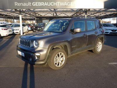 gebraucht Jeep Renegade 2.0 Limited Automatik bei Gebrachtwagen.expert