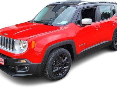 gebraucht Jeep Renegade RenegadeLimited 1.6l Mjet 2WD 6MT