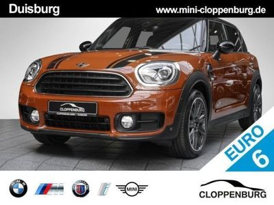 second-hand Mini Cooper D Countryman HEAD-UP PARK-ASSIST LED HK -