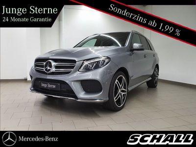 "gebraucht Mercedes GLE350 d 4M AMG/PANO/AHK/H&K/DISTR/LED/360°/21"""
