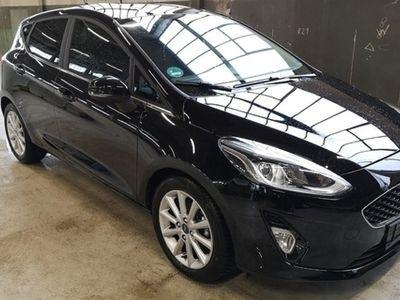 gebraucht Ford Fiesta 1.0 Ecoboost Titanium AT Navi SHZ Euro 6d-Temp