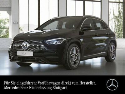 gebraucht Mercedes GLA200 AMG LED Kamera Laderaump Spurhalt-Ass