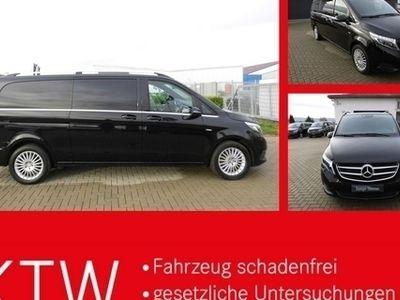 käytetty Mercedes V250 Avantgarde Extralang,8Sitze,2xKlima,ILS