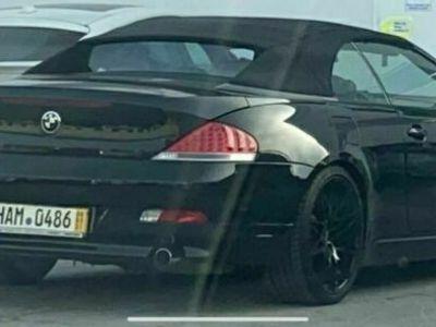 gebraucht BMW 645 Cabriolet Ein sehr gepflegtes ci V8