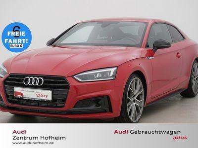 gebraucht Audi A5 Coupé 40 TFSI 3x S line Black S tro. 140kW*To S