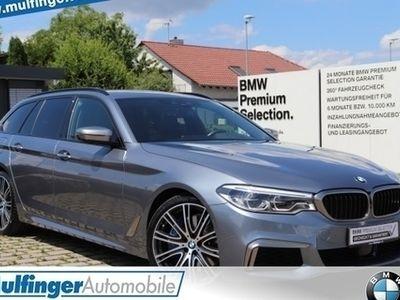 gebraucht BMW M550 d T.Individual Bow/+Wik.Standh.UPE:116400,-