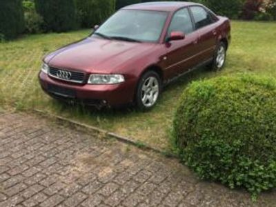 gebraucht Audi A4 B5 ...TÜV bis 2020!!