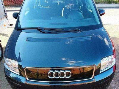 gebraucht Audi A2 FSI als Kleinwagen in Geesthacht