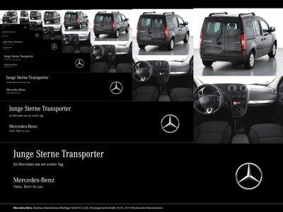 gebraucht Mercedes Citan 111 Tourer **Edition/Hecktüre/Klima/Sitzhz