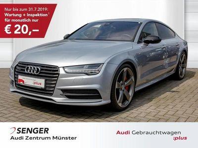 gebraucht Audi A7 Sportback 3.0 TDI quattro 240kW (326PS) 8-St.-Auto