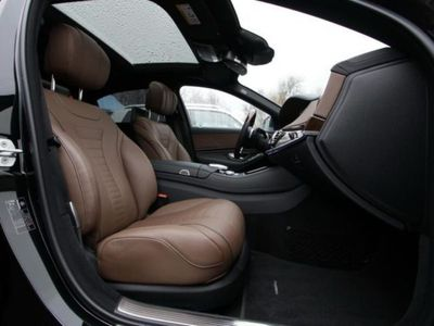 gebraucht Mercedes S500 4MATIC Limousine lang