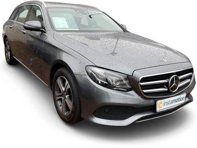gebraucht Mercedes E220 E220 d T AVANTGARDE DISTRONIC KAMERA MULTIBEAM