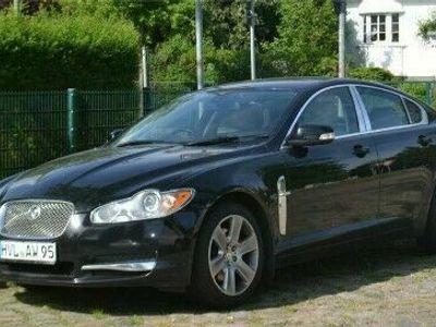 gebraucht Jaguar XF 2.7l V6 Diesel