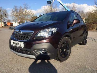 gebraucht Opel Mokka 1.7 CDTI Innovation *AUTOMATIK*