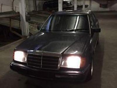 gebraucht Mercedes 220 E-Klasse Bj. 92