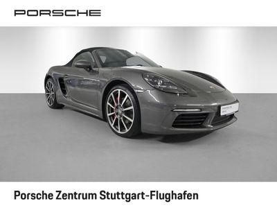 gebraucht Porsche 718 Boxster S 2.5 BOSE LED Sportabgasanlage