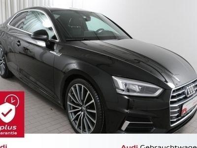 gebraucht Audi A5 Coupé sport 40TDI Navi+/LED/Leder/VC Navi LED K