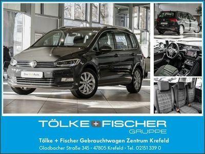 gebraucht VW Touran 2.0 TDI Highline Navi Active Lighting-Paket