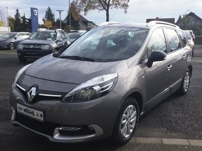 gebraucht Renault Grand Scénic III Limited Deluxe TCe 115